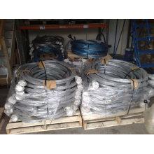 Precorte y lazo que se engancha Wire1.0mm para atar en la construcción