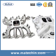 Kundenspezifische Ansaugkrümmer Aluminiumguss mit OEM