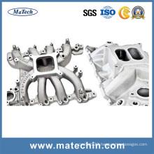 Custom Intake Manifold Aluminum Casting with OEM