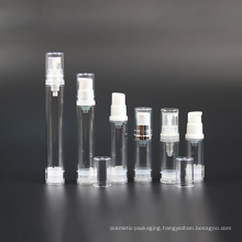 Empty 15ml 30ml 50ml Cosmetic Spray Bottles with Pump (NAB22)