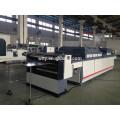 Machine de vernissage de feuilles de papier (rentable)