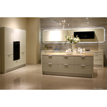 2015 Popular Customed Contemporary Kitchen Cabinets for Sale