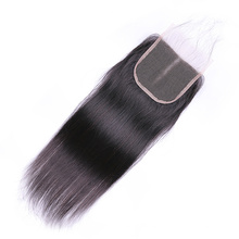 High Quality Human Virgin Hair Product Wholesale Vendor 4*4 Hair Closure