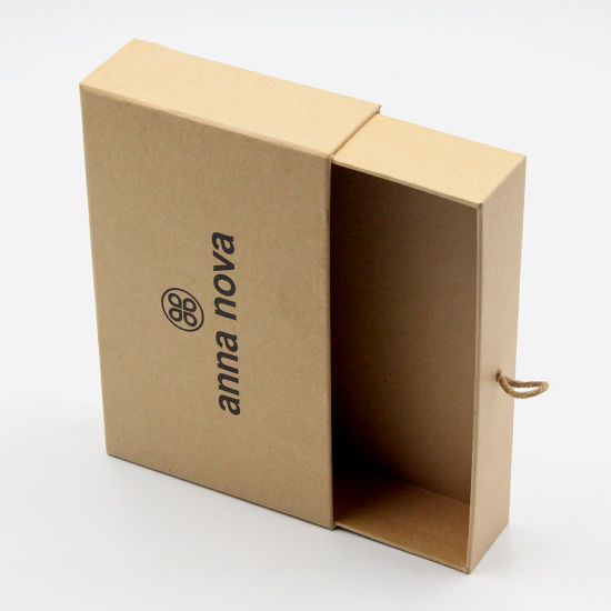 250gsm 400gsm Paper Packaging Box For Clothing
