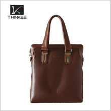 factory sale large custom tote bag men pu leather gym bag