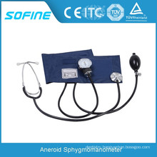 DT-A62 Aneroid Sphygmomanometer With Single Head Stethoscope