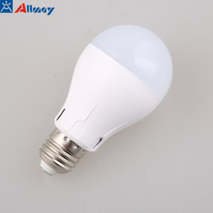 7W Thermal Plastic Battery Operated Emergency LED Bulb