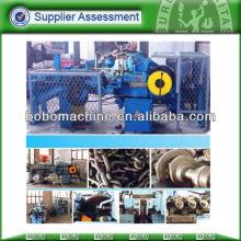 automatic chain link making machine