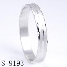 Anillos de joyería de la boda de la plata esterlina de la manera 925 / del contrato (S-9193)
