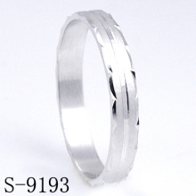 Fashion 925 Sterling Silver Wedding/Engagement Jewelry Rings (S-9193)
