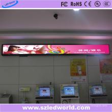 Écran LED d'intérieur P6 fixe couleur 4mx3m