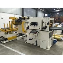 Nc Roller Feeding Straightening Encoiler Machine