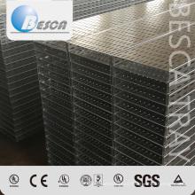 Сверхмощный стальной Перфорированный Кабельный лоток с Цена OEM завода