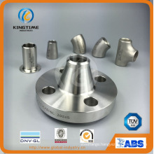 Stainless Steel Weld Neck Flange Forged Flange (KT0367)