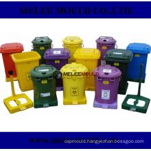 Plastic Dustbin Street Litter Bin Mould