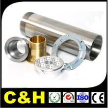 Aluminium / Acier / Laiton / Acier inoxydable / Fibre de carbone CNC Usinage Milling Turing Parts for Automation Machine