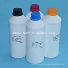 Sublimation en vrac de colorant d'encre compatible pour des imprimeurs d'Epson F7000 F6070 F6200 F7200