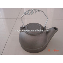cast iron tea kettle water pot outdoor hot sale