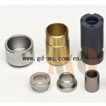 Piezas de torneado del CNC de encargo de las piezas / del torno del CNC (MQ1037)