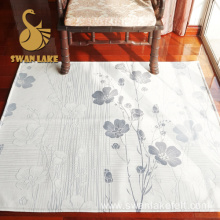 Round Anti-slip Floor Rug Square Non-slip PVC Dotted Room Mat