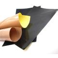 Cinta adhesiva de fibra de vidrio de PTFE con papel de liberación
