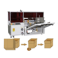 Erguer caixa erguer máquina de embalagem caixa erector