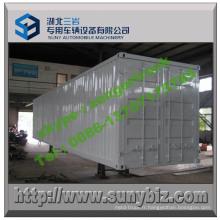 Conteneur de la station de recharge mobile 50000 L