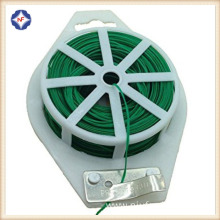 Garden Twist Tie Plastic Cable Reel With Cutter