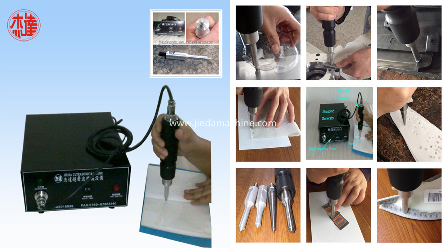 Portable Ultrasonic Spot Welding Machine