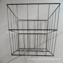 Wire Mesh Storage Grocery Basket (factory)
