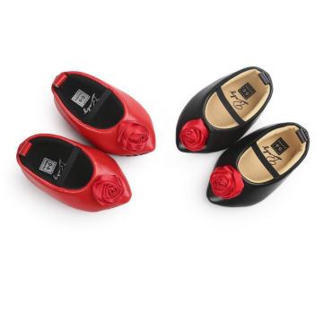 2 Color Soft Sole Baby Shoes Infant Toddler Moccasins Loafer