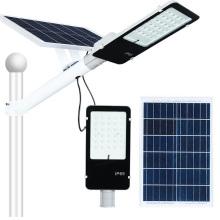 Lámpara de calle solar llevada impermeable IP65 100W