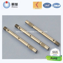 China Supplier CNC Machining Precision Linear Motor Shaft