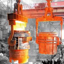 Stahlfabrik-Kran 180t, Brücken-Laufkran, Kran-Fernbedienung