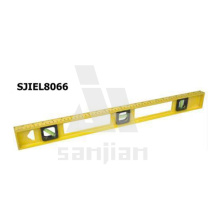 Sjie8066 Aluminium Frame Bubble Spirit Level