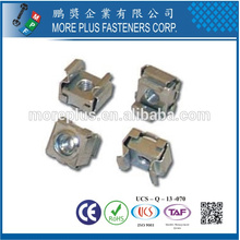 Made in Taiwan High Quality Stainless Steel Weld Cage Nut