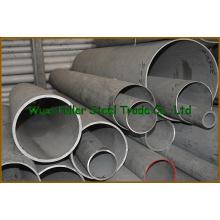 Tubulação de aço inoxidável do diâmetro de 400mm