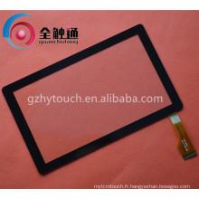 Écran tactile capacitif projeté standard Panel1.5-32 Inches
