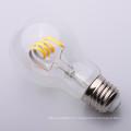 A19 E60 E27 Claro claro filamento LED Bulbo 6000K 8w
