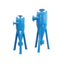 Filtre séparateur d'eau cyclone pour l'élimination de grosses particules