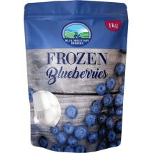 Stand Up Frozen Fruit Food Packaging Bag