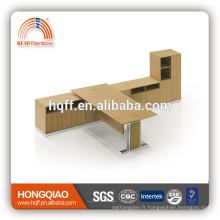 (MFC) DT-06 Table d'ordinateur en forme de T Table de bureau en MDF