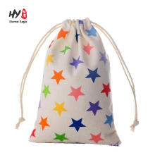china supplier canvas drawstring bag for shoe packaging