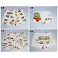 Menino Underwear dos meninos, modelos do roupa interior do menino, 2-10 anos de menino idoso Calcinhas dos miúdos