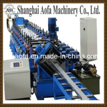 Steel Z Channel Roll Forming Machinery (AF-Z80-30)