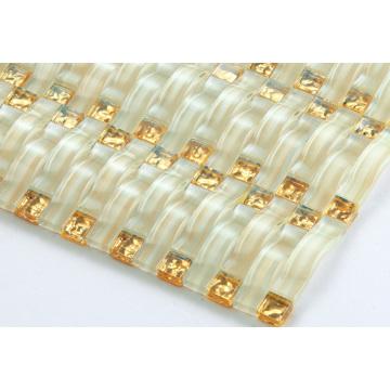 Мозаичная стеклянная настенная плитка (HGM260)