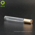 Glass bottle swirl roll on white roller bottles essential oil 10ml containers for perfume roll on