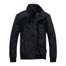 Men's Hot Sale Black Thin Jacket (AM125)