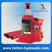Zwei Stage Hydraulic Bottle Jack Teleskop-Jack