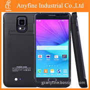 Mobile Phone Battery Case for Samsung Note4